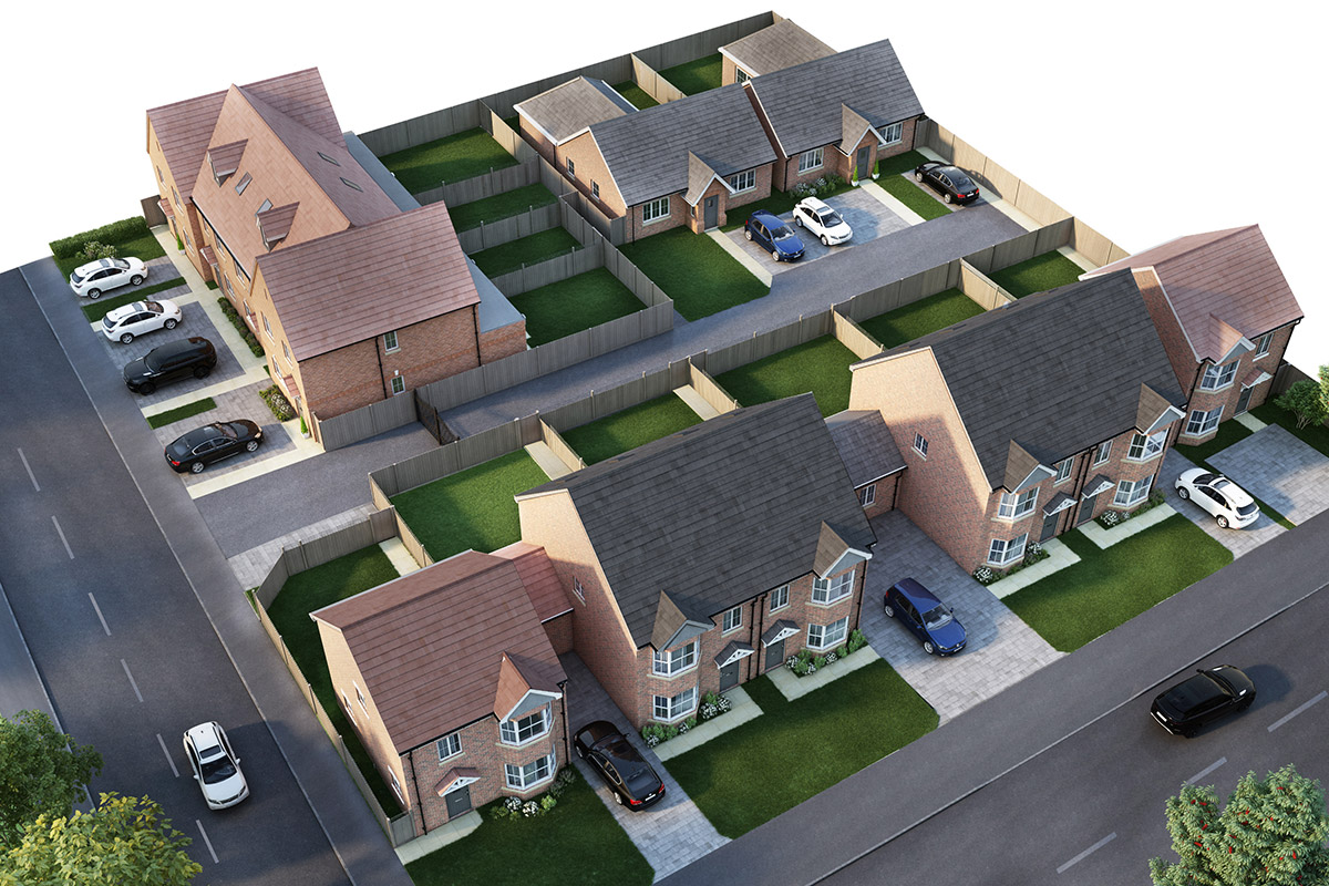 New Homes at Thursby Gate
